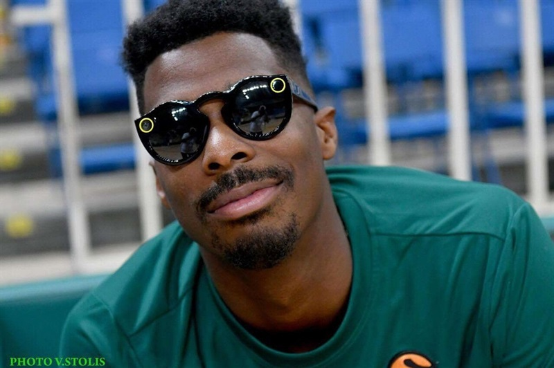 Kenny Gabriel - Panathinaikos Superfoods Athens Media Day 2017 (photo V. Stolis) - EB17