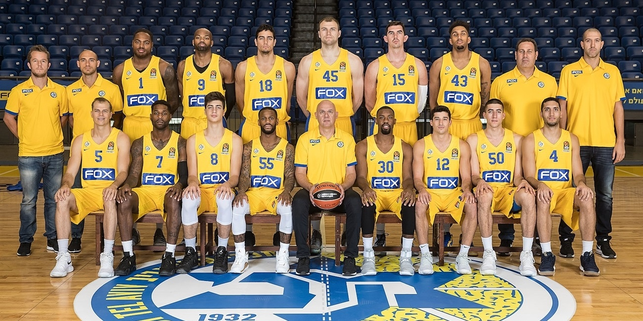 2017-18 Team Preview: Maccabi FOX Tel Aviv