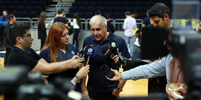 2017 Media Day Live: Fenerbahce Dogus Istanbul
