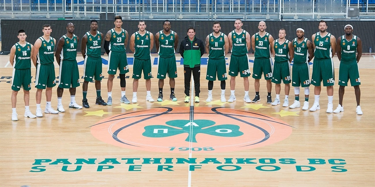 2017-18 Team Preview: Panathinaikos Athens