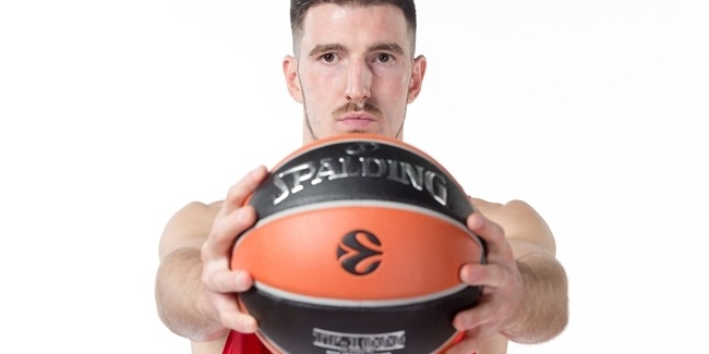 Conversation with Nando De Colo: 'You can always learn, and reading helps'