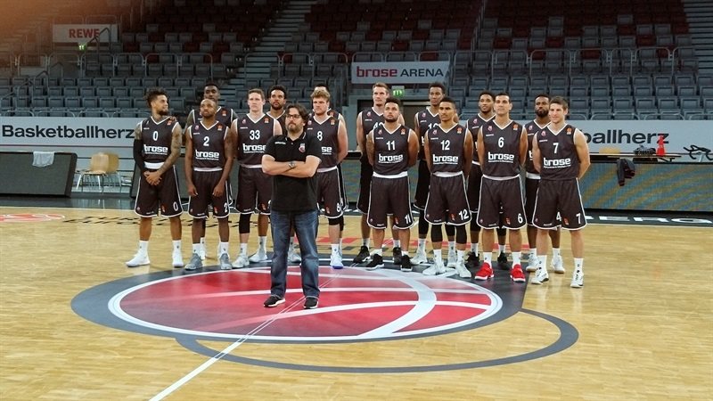 Brose Bamberg Media Day 2017 - EB17