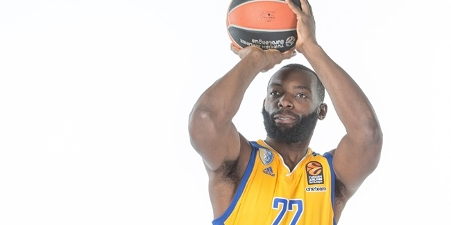 Focus On: Charles Jenkins, Khimki