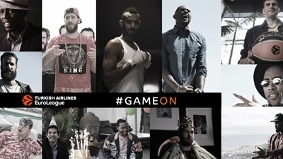 GameOn video of EuroLeague rappers provokes delight