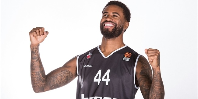 Bryce Taylor, Bamberg: 'Germany has become my second home'