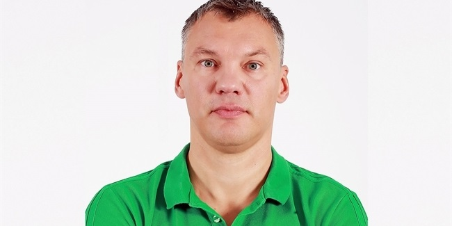Coaches Corner, Sarunas Jasikevicius: 'It's a process'
