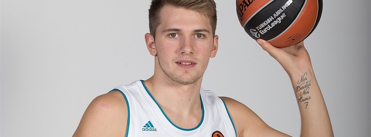 Focus on Luka Doncic: 'I was born to play basketball'
