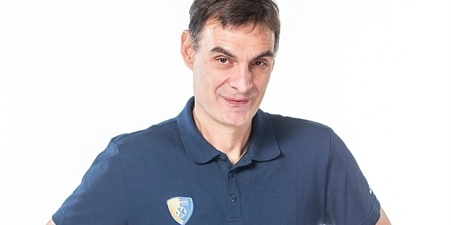 Georgios Bartzokas, Khimki: 'Keep your head down and stay humble'