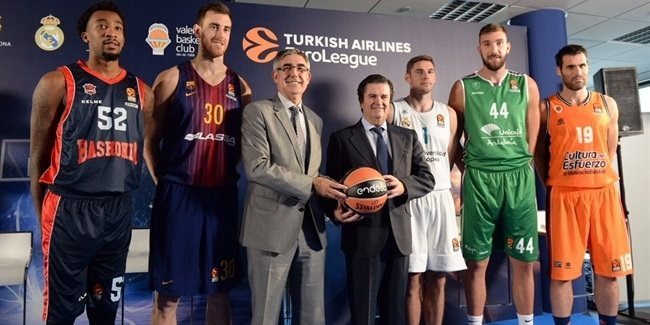 Energy giant Endesa lights fuse for new EuroLeague season