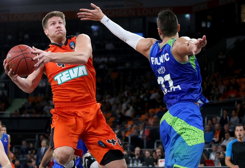 Luke Harangody - ratiopharm Ulm (photo Ulm) - EC17