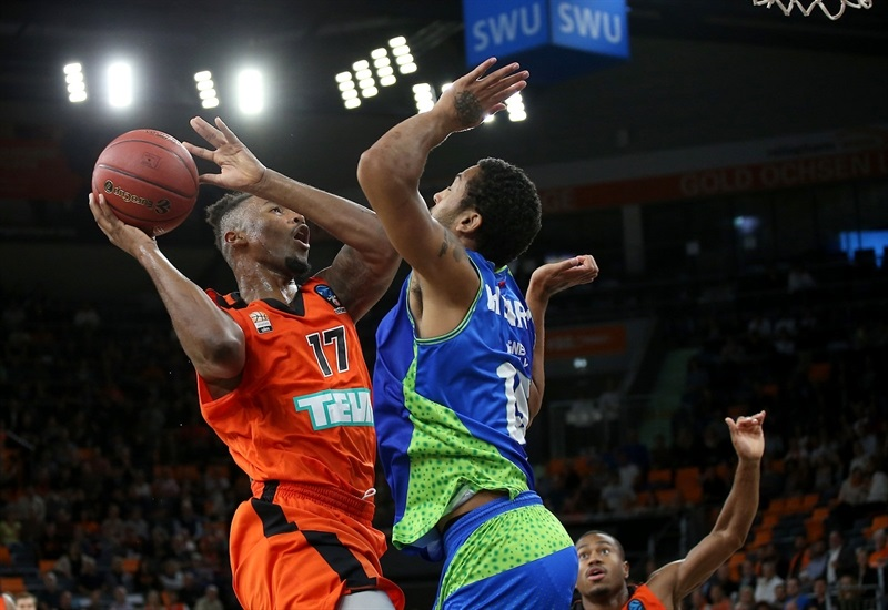 DaSean Butler - ratiopharm Ulm (photo Ulm) - EC17