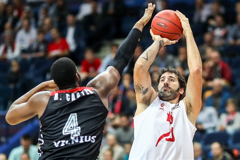 Alex Mumbru - RETABet Bilbao Basket (photo Rytas) - EC17