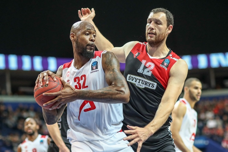 Mickell Gladness - RETABet Bilbao Basket (photo Rytas) - EC17
