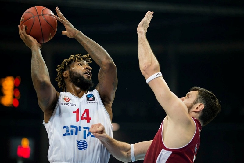 Richard Howell - Hapoel Bank Yahav Jerusalem ( photo Lietkabelis - Karolio Kavolelio) - EC17