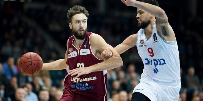Darussafaka tabs Peiners at forward