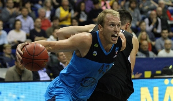 Regular Season, Round 1 MVP: Luke Sikma, ALBA Berlin
