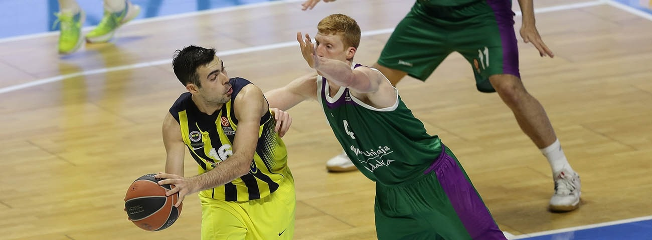 The lesson taught by Unicaja and Fenerbahce