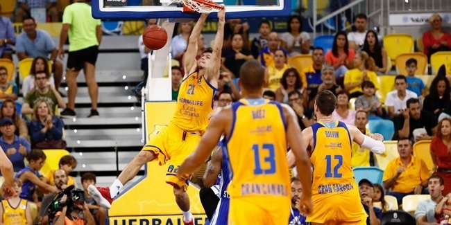 EuroLeague cities: Las Palmas, Spain