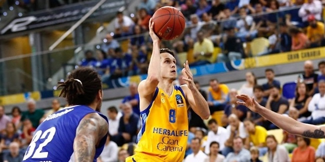 Gran Canaria loses Eriksson for quarterfinals