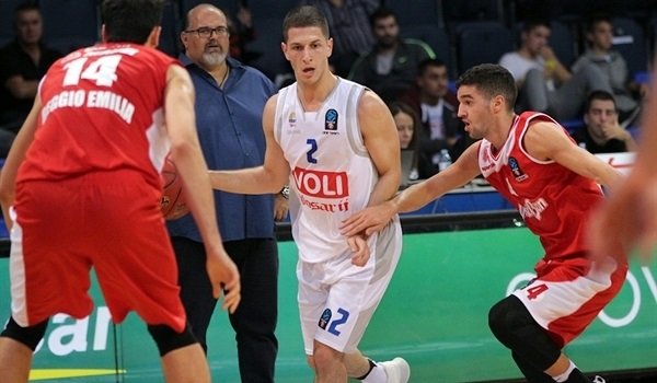 Regular Season, Round 2: Buducnost claims key victory in Jerusalem