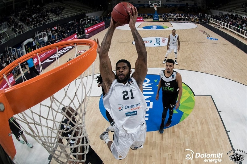 Chane Behanan - Dolomiti Energia Trento (photo Trento) - EC17