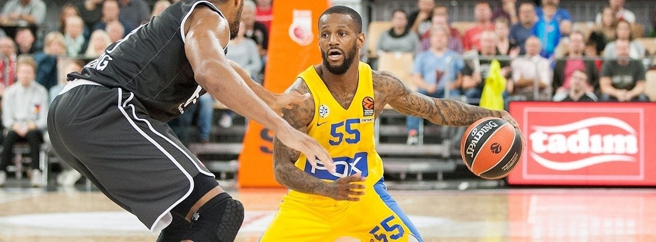 Pierre Jackson, Maccabi: 'You'll see a lot of different flavors this year'