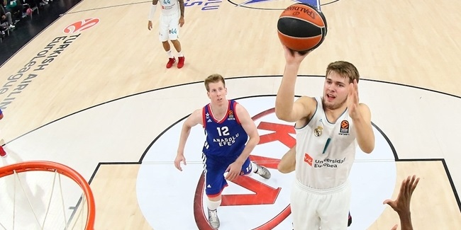 Doncic sends a message: He's getting even better!