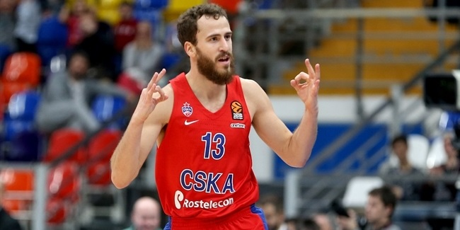 Sergio Rodriguez: 'I have been very lucky to come here'