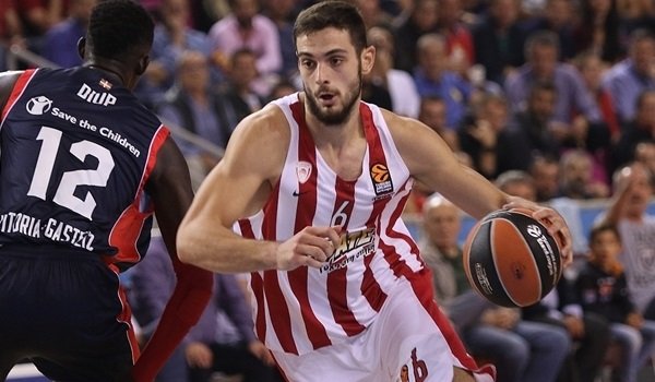 Ioannis Papapetrou, Olympiacos:  'We will play even better'
