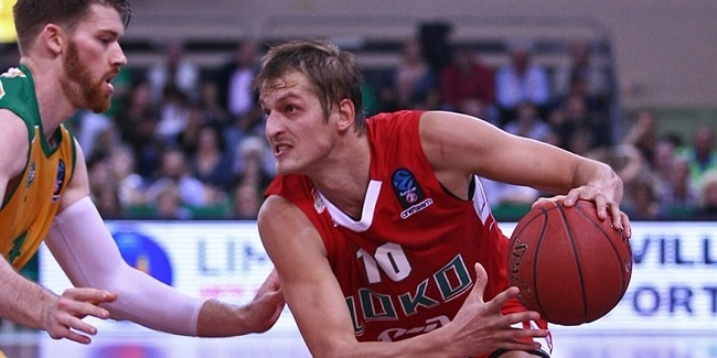 Lokomotiv brings back forward Ivlev