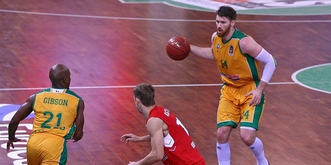 7DAYS EuroCup, Regular season, Round 1: Limoges CSP vs. Lokomotiv Kuban Krasnodar