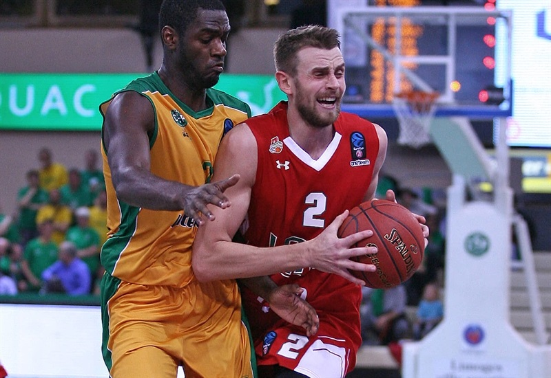 Pavel Antipov - Lokomotiv Kuban Krasnodar (photo Limoges - Olivier SARRE) - EC17