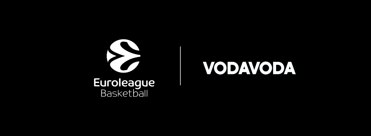VODAVODA water becomes Euroleague Basketball licensing partner