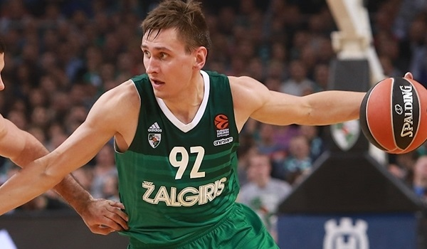 RS Round 1 report: Zalgiris survives a thriller against Zvezda