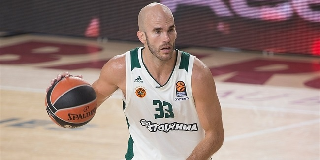 Nick Calathes, Panathinaikos: 'We have the team to be at the top'