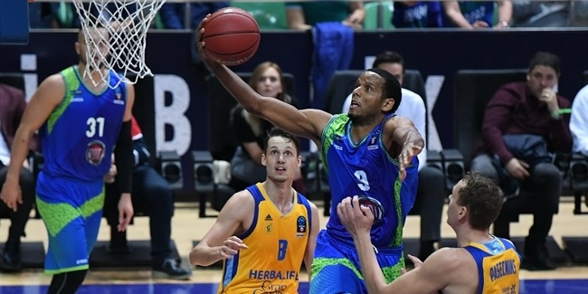 7DAYS EuroCup, Regular season, Round 2: Tofas Bursa vs. Herbalife Gran Canaria