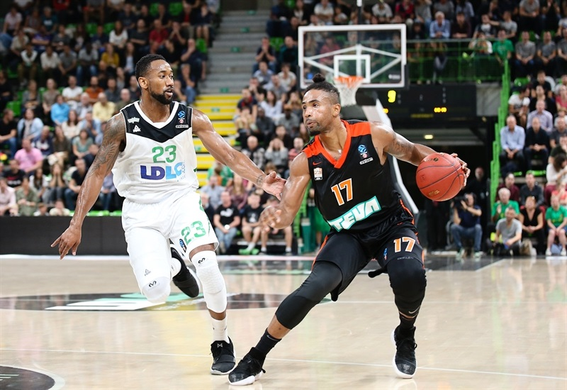 DaSean Butler - ratiopharm Ulm (photo Asvel - infinity Nine Media) - EC17