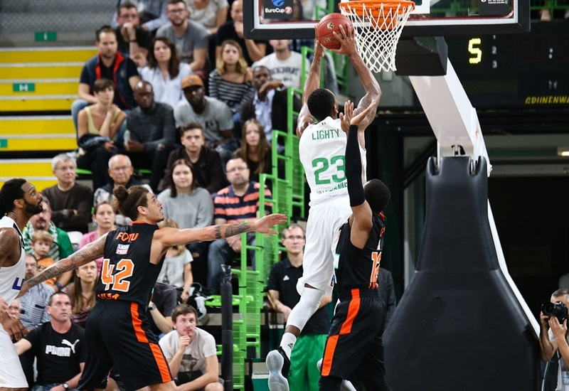 David Lighty - Asvel Villeurbanne (photo Asvel - infinity Nine Media) - EC17