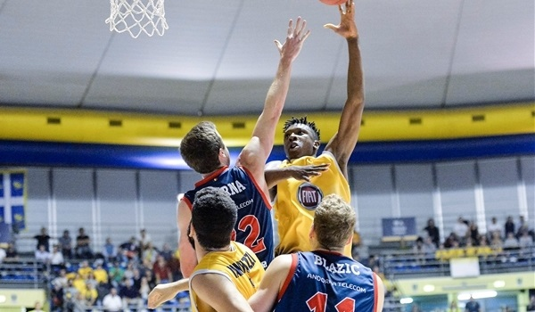 Regular Season, Round 2: Fiat Turin roars past Andorra