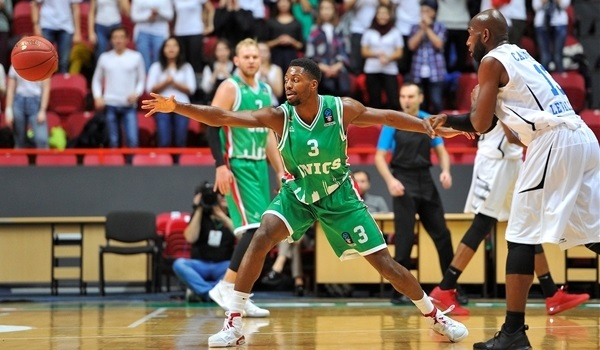 Regular Season, Round 2: UNICS dominates second half to beat Levallois
