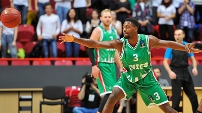 UNICS dominates second half to beat Levallois