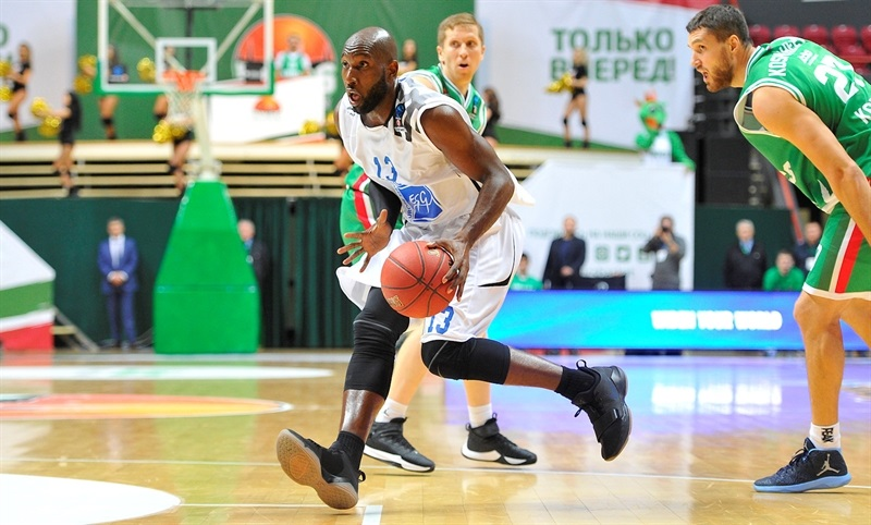 Louis Campbell - Levallois Metropolitans  (photo Unics) - EC17
