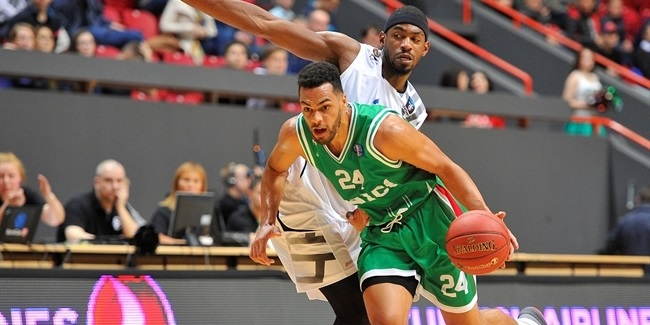 7DAYS EuroCup, Regular season, Round 2: Unics Kazan vs. Levallois Metropolitans