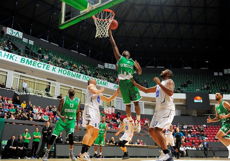 Melvin Ejim - Unics Kazan (photo Unics) - EC17
