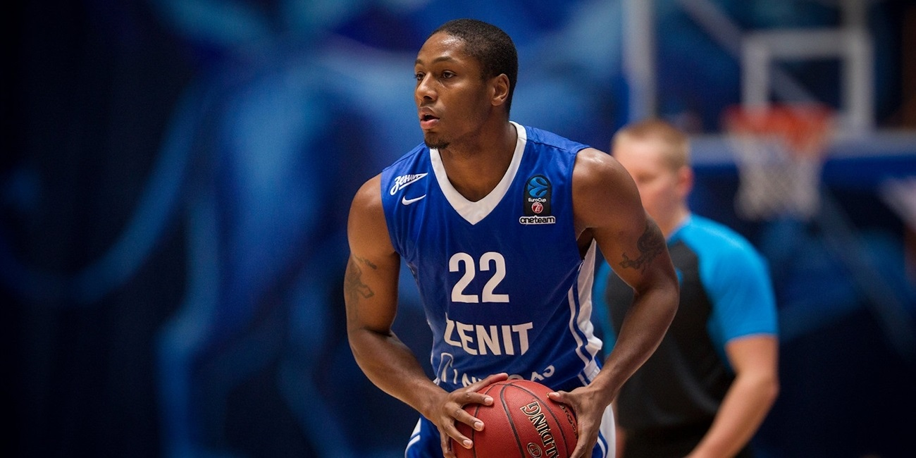 Demonte Harper - Zenit St Petersburg (photo Zenit) - EC17