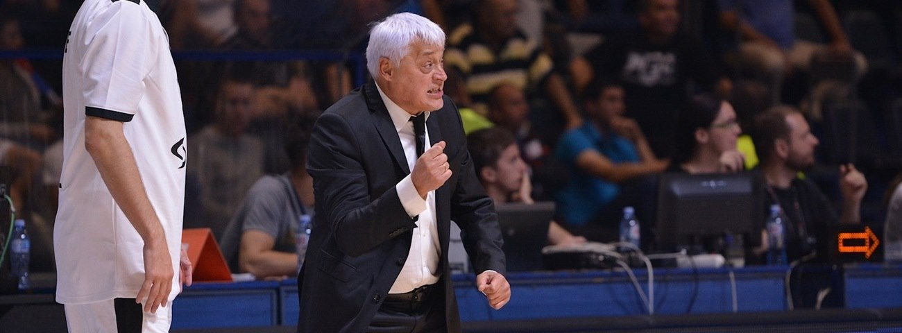Partizan parts ways with Coach Nikolic