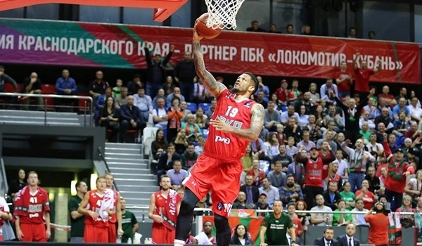 Regular Season, Round 2: Babb keeps Lokomotiv undefeated