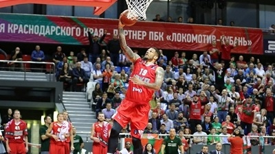 Babb keeps Lokomotiv undefeated