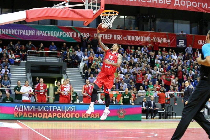 Chris Babb - Lokomotiv Kuban Krasnodar (photo Lokomotiv) - EC17