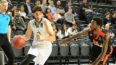 Darussafaka rallies to sink Cedevita in thriller